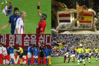 Magic Moments : ตำนานฟุตบอลโลก ครั้งที่ 16-20