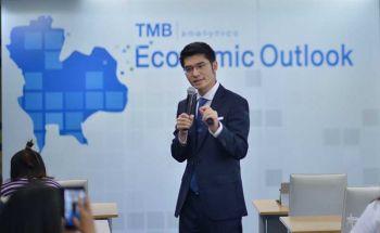 TMBเคาะเศรษฐกิจโต4.5%  แรงหนุนจากการลงทุนภาคเอกชน