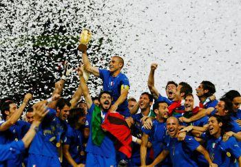 \'World Cup Memories\' ทำเนียบแชมป์ฟุตบอลโลก ปี 2006 : อิตาลี
