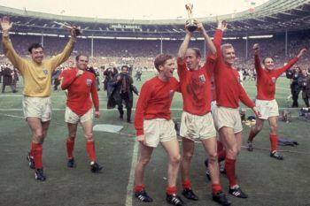 \'World Cup Memories\' ทำเนียบแชมป์ฟุตบอลโลก ปี 1966:อังกฤษ