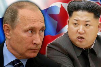 \'ปูติน\'ส่งคำเชิญ\'คิมจองอึน\' เดินทางเยือน\'รัสเซีย\'ก.ย.นี้