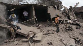 ยอดเสียชีวิตเพิ่มเกือบ100ราย-สูญหาย200คน เหตุภูเขาไฟใน\'กัวเตมาลา\'ปะทุ