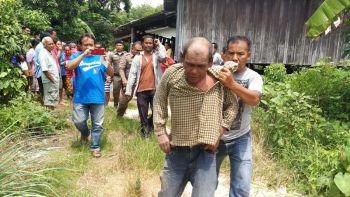 คนงานดูดส้วมบุกบ้านจ้องข่มขืนออทิสติกวัย19 ชาวบ้านรุมประชาทัณฑ์น่วมกองพื้น (คลิป)