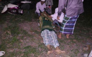 คนร้ายลอบยิงชาวบ้านปัตตานีเสียชีวิต หลังกลับจากละหมาด