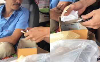 สงขลาตรวจเข้มรถตู้โดยสารพบยาเสพติด-อาวุธเถื่อนใส่กล่องไปรษณีย์ตบตาจนท.