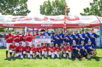 'อีซูซุ'สานฝันยุวชนทีมชาติไทย  สู้ศึกเบสบอลนานาชาติที่เกาหลีใต้