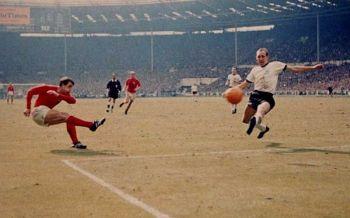 \'Wembley (Ghost) Goal\' ประตู(ผี)แห่งสนามเวมบลีย์