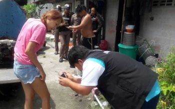 กระสุนปืนปริศนาตกใส่หลังคา สาวชลบุรีได้รับบาดเจ็บ