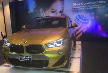 บีเอ็มฯ เปิดตัวบริการ BMW ConnectedDrive