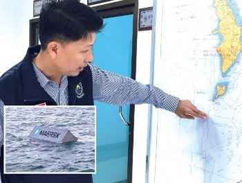 72ตู้ลอยเกลื่อน  เรือสินค้าล่มที่ชลบุรี  คลื่นซัดแรงน้ำทะลัก