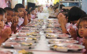 20บาทน้อยไป!รร.ชัยนาทร้องไม่พอจัดอาหารดีครบถ้วนเพื่อเด็ก ชงศธ.ยื่นขอเพิ่มงบ