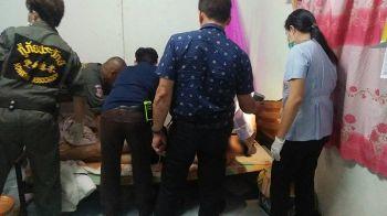 นศ.หนุ่มหนองคายโดนดักเตะปล้นเงิน 50 บาทพาร่างบอบช้ำกลับหอพักนอนตาย