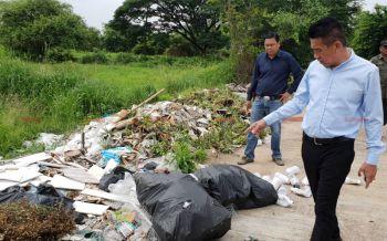 ชาวพิษณุโลกร้อง! คนมักง่ายทิ้งขยะในพื้นที่สาธารณะกว่า20ตัน