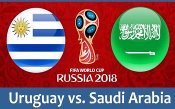ปรีวิวบอลโลก : 'อุรุกวัย – ซาอุดีอาระเบีย'