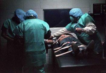 เปิดสถิติ-ขั้นตอนประหารชีวิตนักโทษด้วยวิธีฉีดยาพิษเข้าร่างกายให้นอนตายบนเตียง