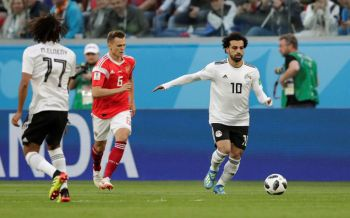 ซาล่าห์ช่วยไม่ไหว!อียิปต์พ่ายรัสเซีย1-3 ส่อร่วงบอลโลก