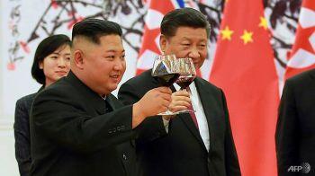 \'สี จิ้นผิง\'ชื่นชมผลหารือ\'ทรัมป์-คิม\' จับมือร่วมสร้างสันติภาพคาบสมุทรเกาหลี