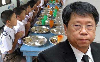 'หมอธี'แฉพิรุธเกณฑ์ใช้งบอาหารกลางวัน เชื่อโกงข้าวเด็กมีอีกเยอะ