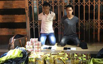 ปส.วางแผนรวบ2เมียนมาขนไอซ์มูลค่ากว่า30ล้านเข้าไทย