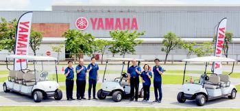 'ยามาฮ่า' เตรียมขึ้นแท่นเบอร์ 1 รถกอล์ฟเมืองไทย
