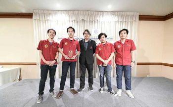 เด็กวิศวกรรมคอมพิวเตอร์  IT SPU คว้ารางวัลชนะเลิศ นวัตกรรมอิเล็กทรอนิกส์อัจฉริยะ STEM: Smart DAQ Challenge 2018