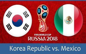 ปรีวิวบอลโลก : 'เกาหลีใต้ – เม็กซิโก'