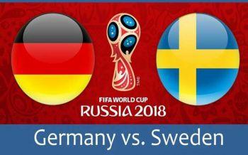 ปรีวิวบอลโลก 'เยอรมนี – สวีเดน'