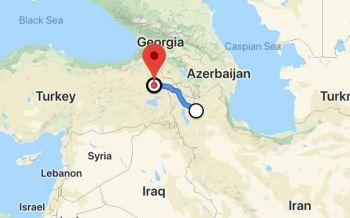 2 ล้อบนโลกเบี้ยว : อิหร่าน - ตุรกี ด่านชายแดนหฤโหด