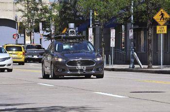 ชี้คนขับรถไร้คนขับอูเบอร์ กำลังดูคลิปตอนรถชนคนตาย