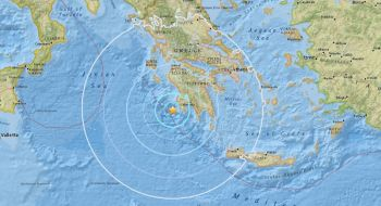 แผ่นดินไหวเขย่า\'กรีซ\'5.5 ยังไม่มีรายงานความเสีย-จนท.เฝ้าระวัง