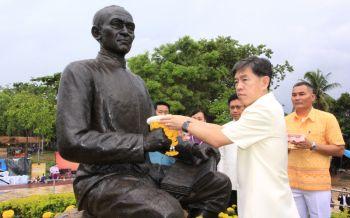 ระยองบวงสรวง\'วันสุนทรภู่\'26มิถุนายน รำลึกเชิดชูเกียรติกวีเอกของไทย