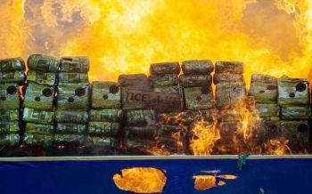 6พันล้าน!เมียนมาโชว์เผาทำลายยานรก รัฐฉานจี้ตัดทางลำเลียง จัดการจนท.เอี่ยว