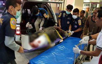 คนร้ายลอบวางระเบิดชาวสวนยางยะลา-บาดเจ็บ1ราย