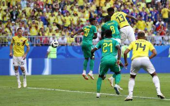 ไฮไลท์บอลโลก โคลอมเบียเชือด1-0ส่งเซเนกัลร่วงบอลโลก