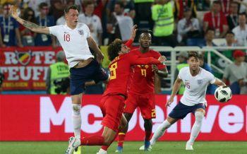 ไฮไลท์บอลโลก อังกฤษ 0-1 เบลเยี่ยม