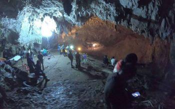 เปิดตัว \'ฮีโร่\' หลากหลายหน่วยงานร่วมภารกิจมุดถ้ำหลวงช่วย 13 ชีวิต \'หมูป่าอะคาเดมี\'
