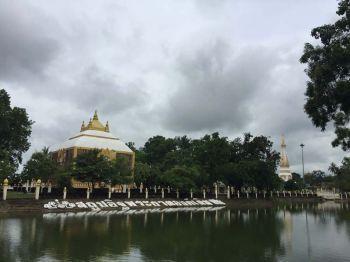 ตะลอนเที่ยว : นครพนม หนึ่งในเมืองริมโขงที่เต็มไปด้วยมนต์เสน่ห์