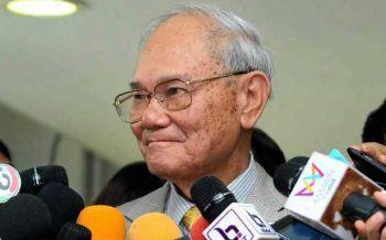 'มีชัย'ปลื้ม13 ทีมหมูป่าปลอดภัย เป็นช่วงที่คนไทยรักสามัคคีกันมากที่สุด