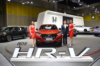 'ฮอนด้า'จัดแสดงยนตรกรรมรวม9รุ่น  ในงาน Fast Auto Show Thailand 2018