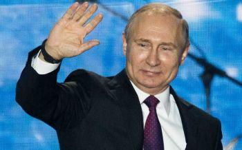 \'ปูติน\'จัดงานเลี้ยง\'ทีมชาติรัสเซีย\'หลังเล่นได้สมศักดิ์ศรี