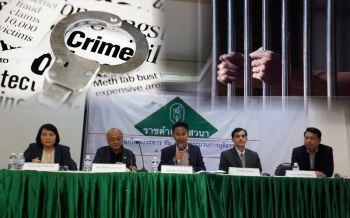 วงเสวนาชี้\'รัฐ-สังคม\'ปัจจัยเอื้ออาชญากรรม ทนายดังย้ำแก้เหลื่อมล้ำไม่ได้โอกาสเลิกโทษประหารยาก