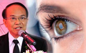 ข่าวดี! สปสช.เปิดโควต้าผ่า1.2แสนดวงตา ตั้งเป้าไร้คนตาบอดจาก'ต้อกระจก'