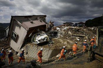 ยอดตายเกิน140ราย-สูญหายจำนวนมาก เหตุน้ำท่วมใหญ่\'ญี่ปุ่น\'