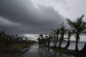 พายุ\'เบอรีล\'พัดถล่ม\'เปอร์โตริโก\' 2แสนครัวเรือนไม่มีไฟฟ้าใช้