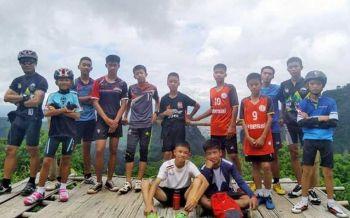 ร่วมฉลอง! \'ภูฏาน\'แสดงยินดีไทยช่วย13หมูป่าสำเร็จ