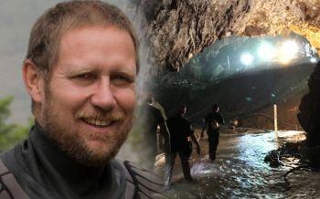 สุดเศร้า!\'หมอแฮร์ริส\'ฮีโร่ช่วยหมูป่า สูญเสียพ่อหลังเสร็จภารกิจถ้ำหลวง
