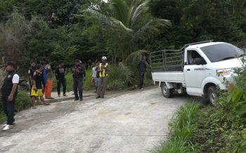 รถบรรทุกคนงานเกาะสมุยตกเขาปุก ลูกจ้างเมียนมากระเด็นเกลื่อนเจ็บระนาว