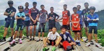 มท.เร่งสำรวจหาช่องทางให้สัญาชาติไทย 3 สมาชิกหมูป่า