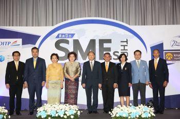 พาณิชย์ติวเข้มSMEsไทย  เสริมความแข็งแกร่งขยายตลาดส่งออก
