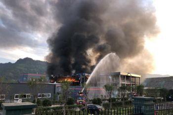 โรงงานเคมีใน\'จีน\'ระเบิดสนั่น สังเวย19ศพบาดเจ็บอีก12คน
